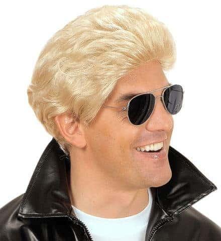 Perruque t-birds blonde