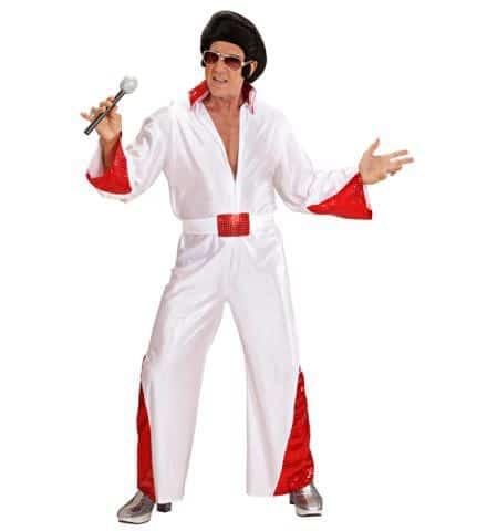 ROI DU ROCK'N'ROLL (Costume Elvis Presley) Tailles adultes - Démo vidéo