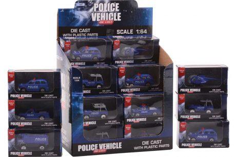 VÉHICULE DE POLICE (Voitures, camions, hélico)