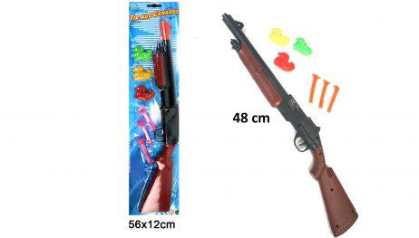 JEU DE TIR AUX CANARDS (Fusil 48 cm avec flèches)
