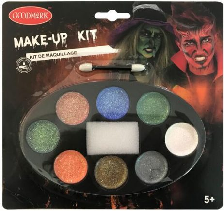 MAQUILLAGE HALLOWEEN (Couleurs et paillettes)