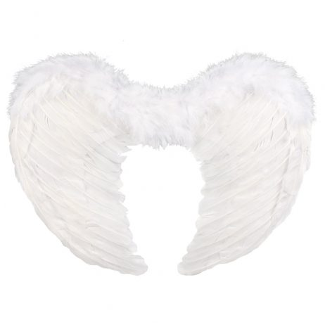 AILES D'ANGE BLANCHES (Dimension - 50/35 cm)