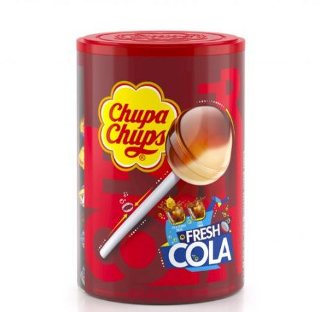 CHUPA CHUPS AU COLA (Tubo de 150 sucettes)