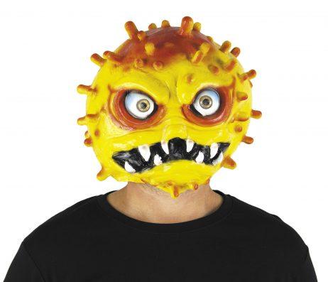 MASQUE CORONAVIRUS (Masque en latex)