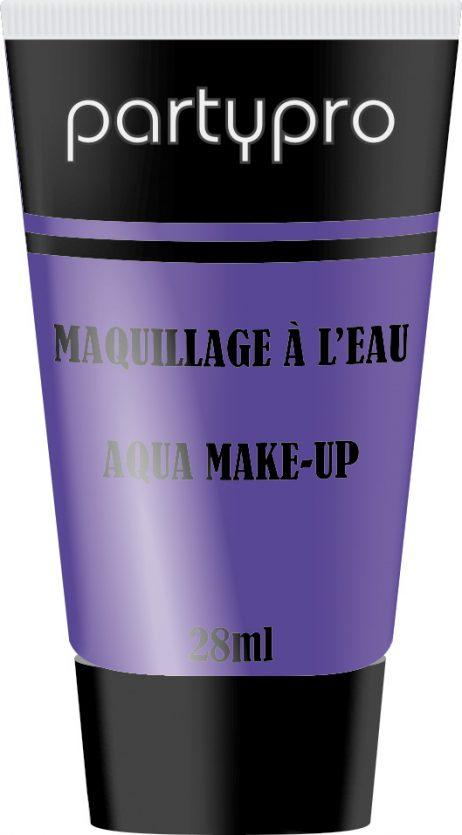 FOND DE TEINT VIOLET (Maquillage crème - 25 ml)